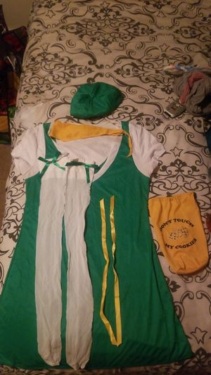 Ladies girl scouts Halloween costume for Sale in Silver Spring, MD