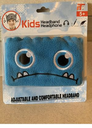 blue monster Headband Headphone NEW Adujustable Comfortable(Pick up only ) for Sale in Alexandria, VA
