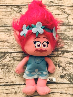 "Trolls - Plush - 14"" •If Is Posted Is Available• for Sale in Grand Island, FL"