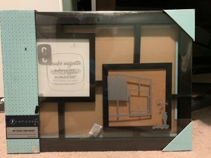 DRY ERASE CORK BOARD COMBO for Sale in Lynnwood, WA