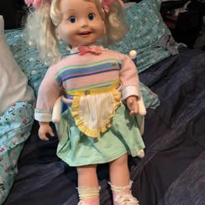 Cricket doll and chair for Sale in Irving, TX