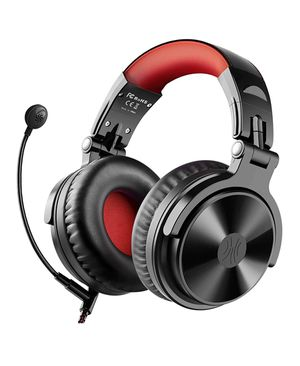Bluetooth Over Ear Headphones with 80 Hrs Playtime, OneOdio Wired Gaming Stereo Headsets with Boom Mic for Sale in Orange, CA