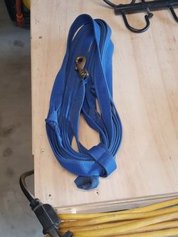 Blue Nylon Lunge Line for Sale in Daytona Beach,  FL