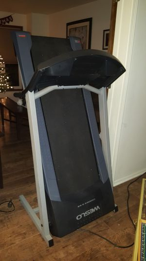 Weslo Treadmill 5.9 for Sale in Streamwood, IL