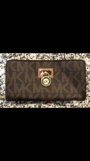 authentic wallet mk for Sale in Manassas, VA
