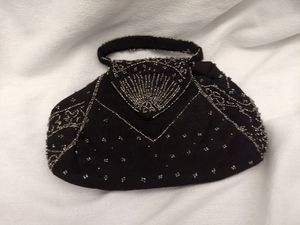 Vintage cloth beaded purse for Sale in Vancouver, WA