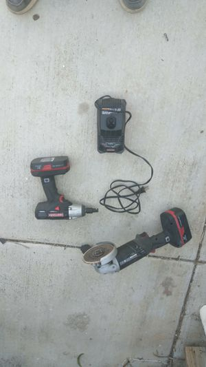 Crasfman power tools for Sale in San Diego, CA