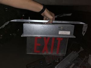 Exit signs for Sale in Irvine, CA