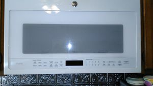 GE Profile over the range microwave for Sale in Monroe, MI