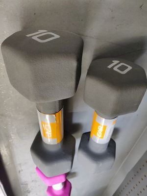 New! 25lbs dumbbell set of 3! for Sale in Fresno, CA