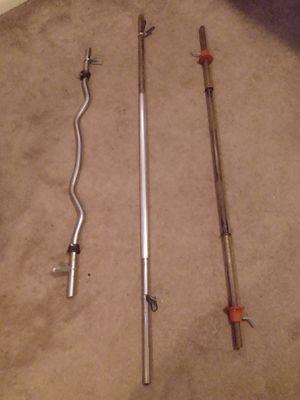 Set of Standard Barbells for Sale in Laurel, MD
