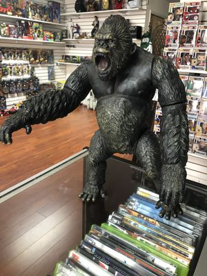 "King Kong 8th Wonder Of The World Gorilla Ape 14"" Inches for Sale in La Habra, CA"