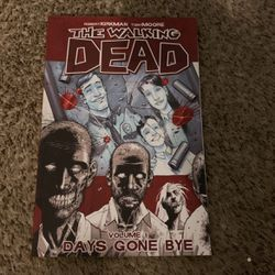 The Walking Dead Volume 1 for Sale in Lake Stevens,  WA