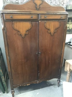 Antique armoire for Sale in Los Angeles, CA