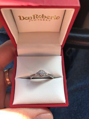 Diamond Ring size 7 for Sale in El Monte, CA