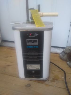 Small electric hot water heater 0 for Sale in Winder, GA