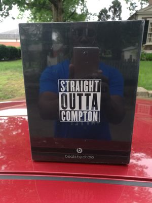 Outta Compton - Studio 2.0 Beats by Dre wireless Bluetooth headset Headphone Earphones Sealed in box NEW for Sale in Richmond, VA
