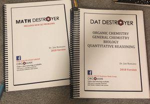 DAT + MATH destroyer 2018 for Sale in Alexandria, VA