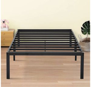Bed frame Twin XL 14 inch metal (2 available) for Sale in New York, NY