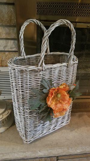 Large basket for Sale in Oshkosh, WI