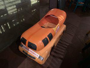 Oscar Mayer Wienermobile paddle car . for Sale in Dallas, TX