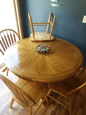 Kitchen table and chairs for Sale in Martinsville, IN