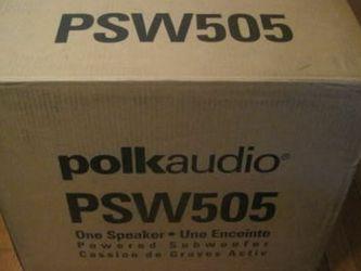 Polk PSW505 Subwoofer for Sale in Bellevue,  WA