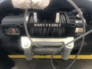 Smittybilt 10k winch for sale for Sale in Miami, FL