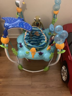 Disney Baby Finding Nemo Sea of Activities Jumper for Sale in College Park, MD