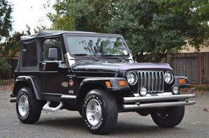 2000 Jeep Wrangler for Sale in Tacoma, WA