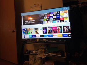 "50"" Samsung smart tv for Sale in San Bernardino, CA"