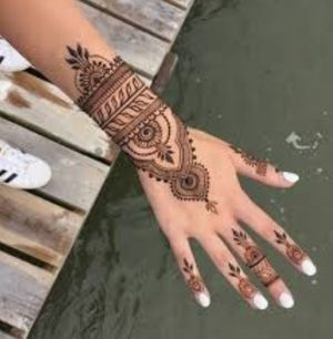 4 Natural Henna Cones for Sale in Simi Valley, CA