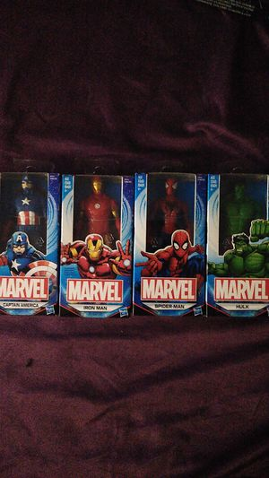 Marvel Collectable figures/Toys for Sale in Gardena, CA