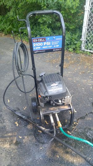 Excell pressure washer for Sale in Wheeling, IL