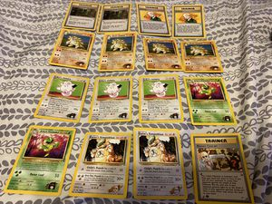 Pokemon Gym Heroes Lot--RARES LP-NM for Sale in Zephyrhills, FL
