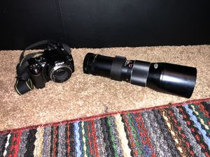 D40 DSLR CAMERA FOR SALE *NO CHARGER for $200| $100 for each item for Sale in Suitland-Silver Hill, MD