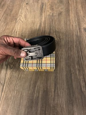 Burberry Belt for Sale in Brentwood, NC