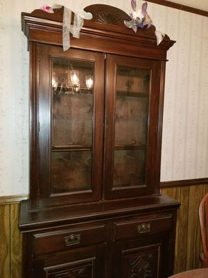 Antique China Cabinet for Sale in Sanford, NC
