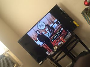 4K tv 50 inch for Sale in Oxon Hill, MD