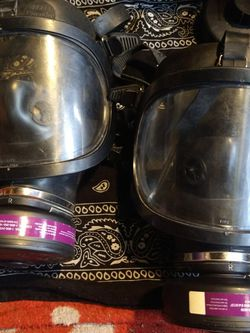 Rascal Crusader Construction Gas Mask for Sale in Lake Oswego,  OR