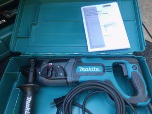 Makita rotary hammer for Sale in Woodside, CA