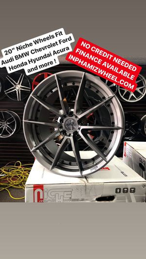"""19"""" niche wheels ( No Credit Check Finance Available Only $40 Down ) for Sale in Queens, NY"""