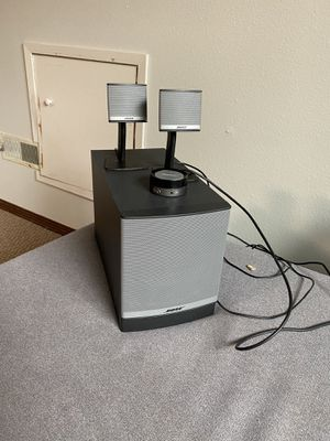 Bose multi media speakers for Sale in Portland, OR