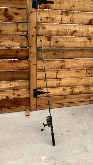 Laker 2 piece fishing rod and reel for Sale in Newberg, OR