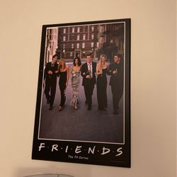 Friends Wooden Wall Hanging for Sale in Weston,  WV