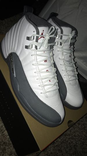 Grey Jordan 12's for Sale in Lakewood, WA