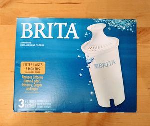 2 Brita Water Filters Brand New and Sealed for Sale in Washington, DC