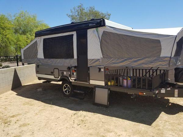 2016 Flagstaff Camper