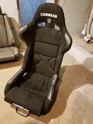CORBEAU RACING SEAT GOOD CONDITION for Sale in Downers Grove, IL
