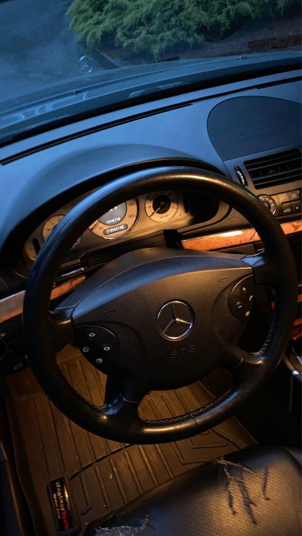 2008 Mercedes Benz E350 4Matic